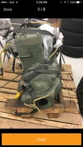 Willys MB complete engine