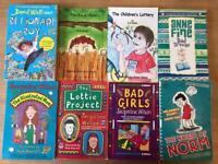 Pre teen children's books