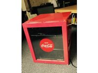 Husky Mini Fridge - Coca Cola Branded