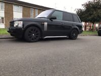 Range Rover 4.4 v8 spares and repairs starts and drives