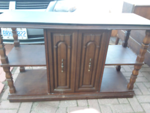 Nice cabinet pick up today for 50.00