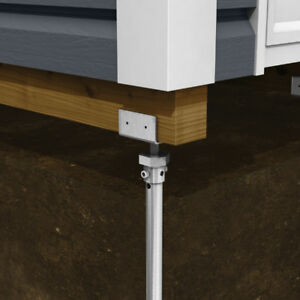 GoliathTech Niagara - screw piles - steel posts for decks etc.