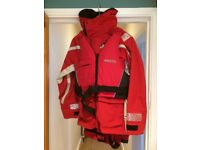 MUSTO sailing complete outfit - practically new!