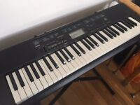 Casio CTK-2300 full size Electronic Keyboard with Stand