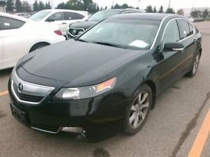 2013 Acura TL Leather*Sunroof*AllPwr*ExtraClean*Warranty*