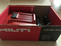 HILTI C4 36 350 Battery Charger