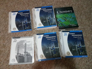 CPET or PETC textbooks. Perfect condition