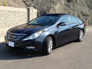 2012 Hyundai Sonata Limited 2.0 Litre Turbo Sedan