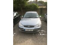 Ford Mondeo for sale for repair, or spares. Car is running, but has low compression on cylinder 4