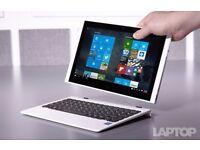 HP X2 Detachable laptop/tablet