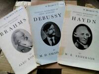 Mini composer biography bundle-50p-