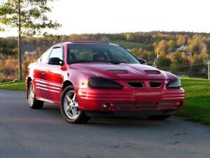 1999 Pontiac Grand Am Coupe ONE-OF-A-KIND