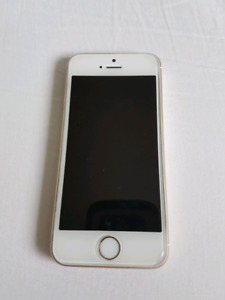 iPhone 5S 16Go Or comme neuf