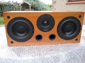 Proac studio centre speaker in cherry