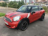 2014 MINI PACEMAN COOPER D ALL4 COUPE DIESEL