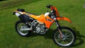 KTM EXC 400