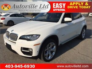 2013 BMW X6 50i NAVIGATION BACKUP CAMERAHEATED STEERING WHEEL