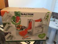 Salter Spiralizer