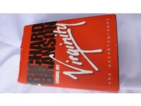 Losing My Virginity by Richard Branson. Hardback