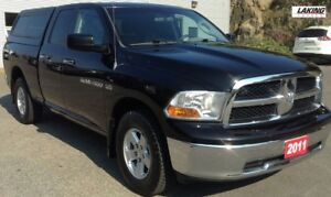 2011 Ram 1500 1500 ST 4X4 REMOTE START TOWING PACKAGE Clean Car