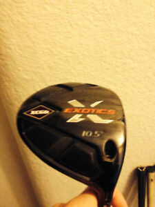 Tour edge exotics driver