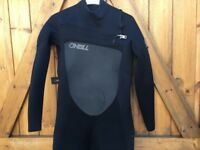Mens O'Neil Superfreak 5/3mm Wetsuit - M