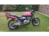 YAMAHA XJR1300 SP CLASSIC MUSCLE BIKE