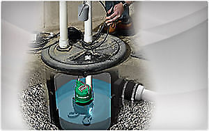 Replace Sump Pump at Cheap price and Quick service