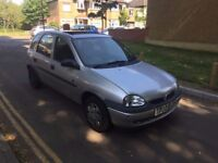 Vauxhall Corsa 1.2 i 16v Club 5dr, p/x to clear Part Exchange To Clear