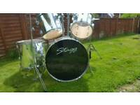 Stagg drum kit