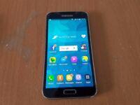 Samsung Galaxy S4 unlocked - Screen hair line cracked
