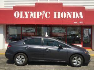 2015 Honda Civic LX | Only 600 KM's