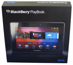 BlackBerry PlayBook 64GB Wi-Fi