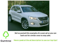 2011 Volkswagen Tiguan 2.0TDI 4Motion R Line -- Read the description before replying to the ad!!