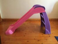 Pink Slide for kids of age 18 months to 4 years