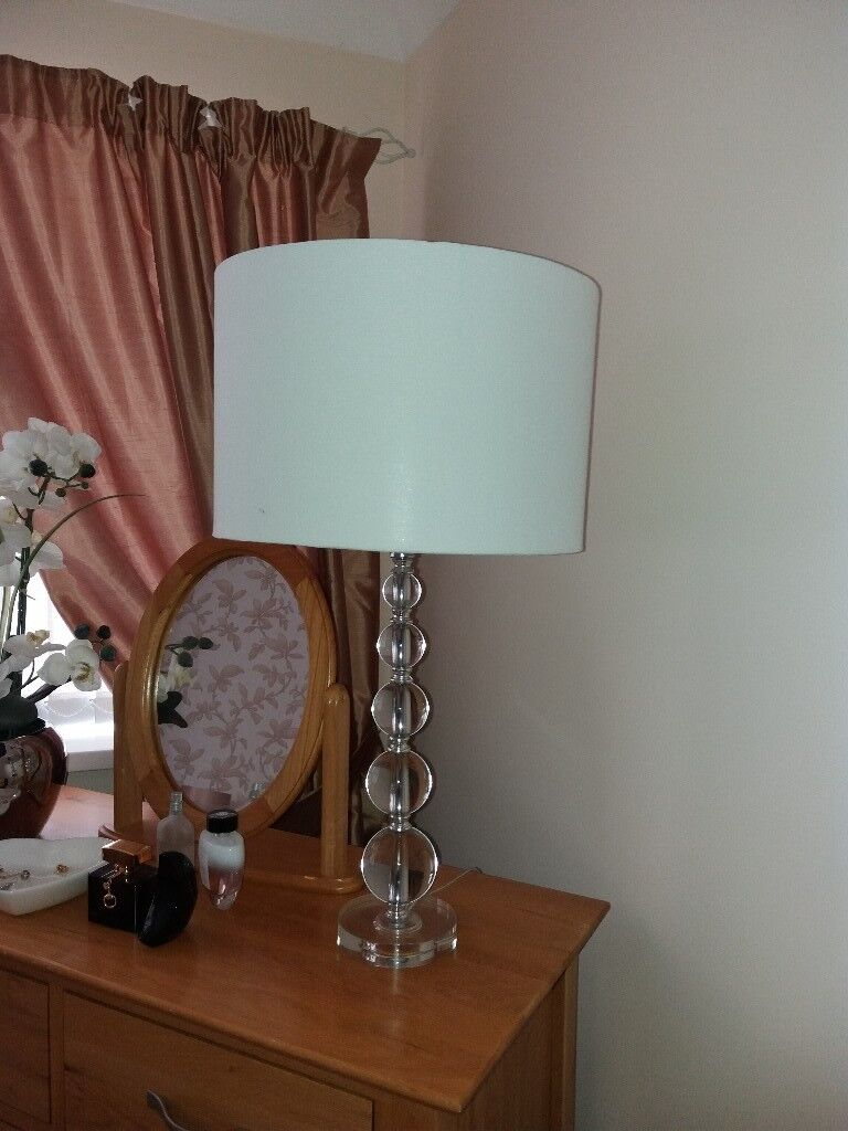 Table lamp as new from homesense in morriston swansea gumtree table lamp as new from homesense geotapseo Choice Image