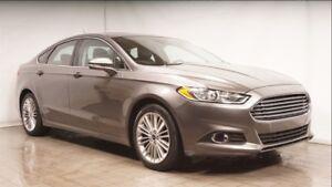 2013 Ford Fusion SE*AWD*CUIR*TOIT*GPS*