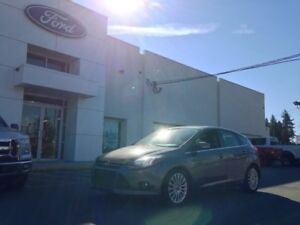 2012 Ford Focus Titanium with Leather, Navigation and Reverse Ca