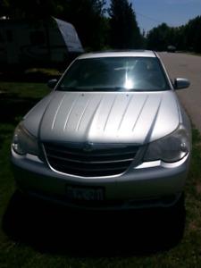 2007 Chrysler Sebring Ltd.  $1800 OBO As is