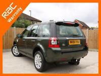 2008 Land Rover Freelander 2.2 TD4 HSE Turbo Diesel 6 Speed Auto 4x4 4WD Twin Pa