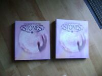 Secrets of the Stones collection - shaped and polished gems and minerals