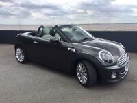 MINI COOPER ROADSTER CONVERTIBLE GREY. **FULLY LOADED 1.6L**