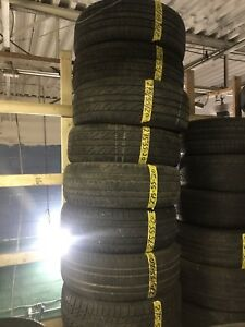 275-55-20 ALL SEASON TIRES IN EXCELLENT CONDITION AVAILABLE!!