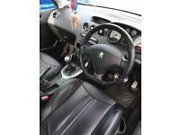 Peugeot 308cc low mileage 59plate