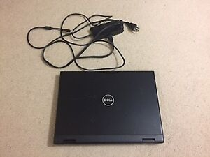 not working repairable dell laptop with charger