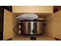 Russell Hobbs 3.5 Litre Slow Cooker (New and Unused)