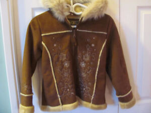 Girl's Fall Jacket – size M (10/12)
