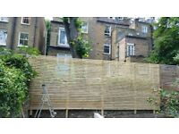 Handy Man Services Garden Fencing and Garden clearance