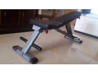 Bench Press - Body Solid Bench Press - Weight Lifting - Incline/Decline - Strong Build Quality Bench