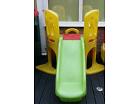 Little Tikes Slide and Car